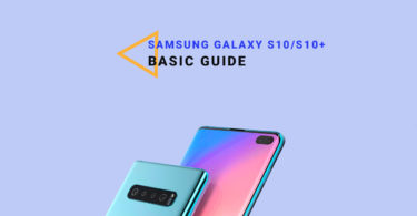 Enter Into Recovery Mode On Samsung Galaxy S10/S10 Plus