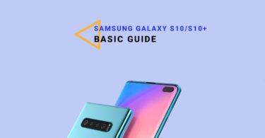 Remove Galaxy S10/S10 Plus Forgotten Lock Screen Pattern, Pin, Password, and Fingerprint