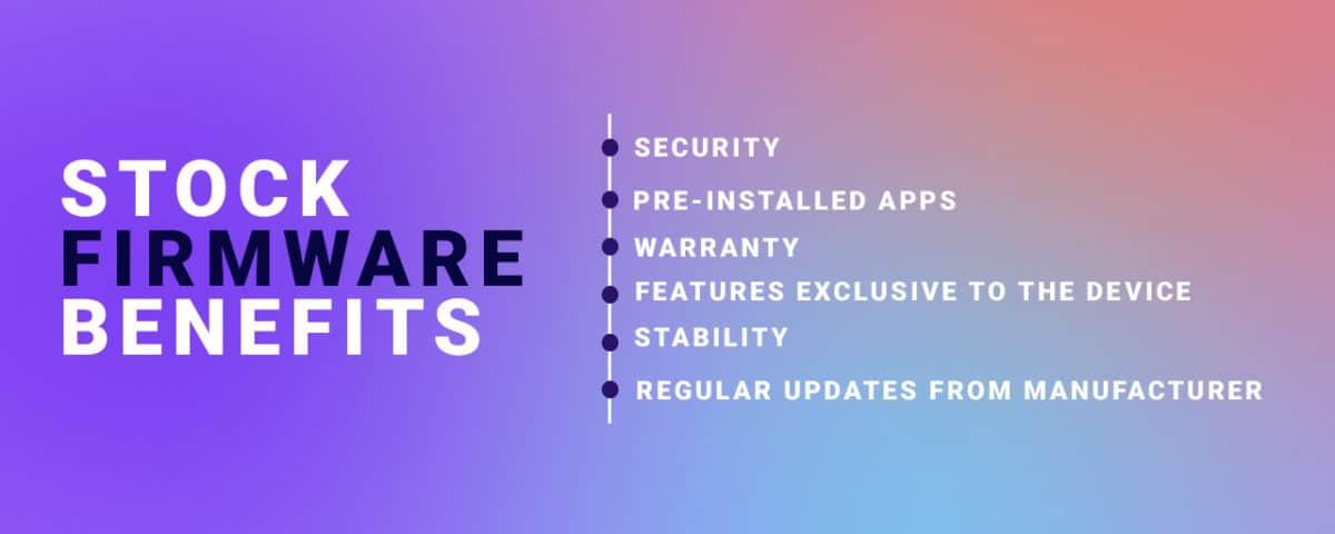 Stock ROM On Lephone T2V Benefits