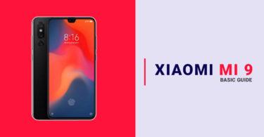 Find Xiaomi Mi 9 IMEI Serial Number