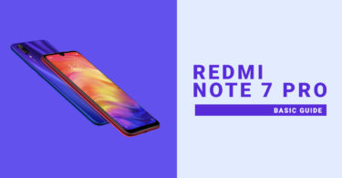 Enter Recovery Mode On Redmi Note 7 Pro