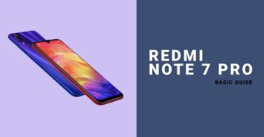 Find Xiaomi Redmi Note 7 Pro IMEI Serial Number