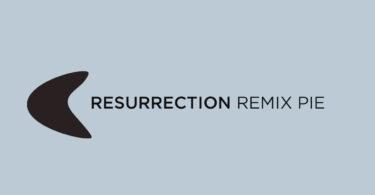 Update Xiaomi Mi Mix 3 To Resurrection Remix Pie