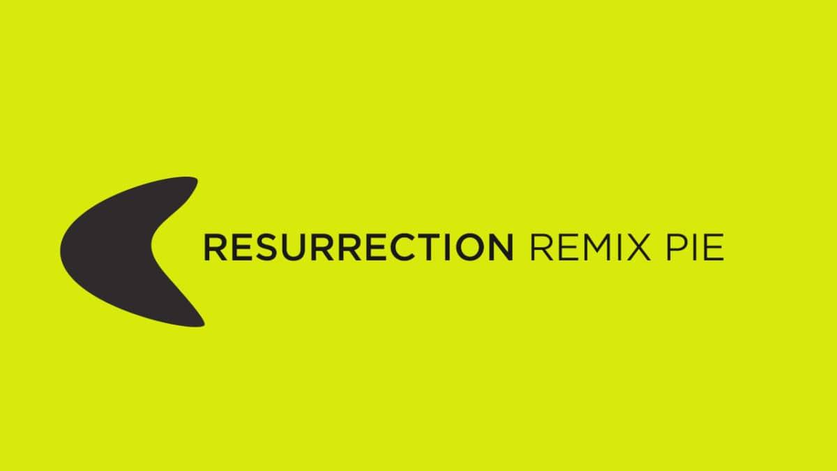 Update Motorola One Power To Resurrection Remix Pie (Android 9.0 / RR 7.0)