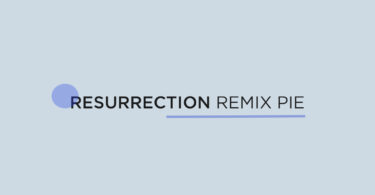 Update Xiaomi Redmi 5 To Resurrection Remix Pie (Android 9.0 / RR 7.0)
