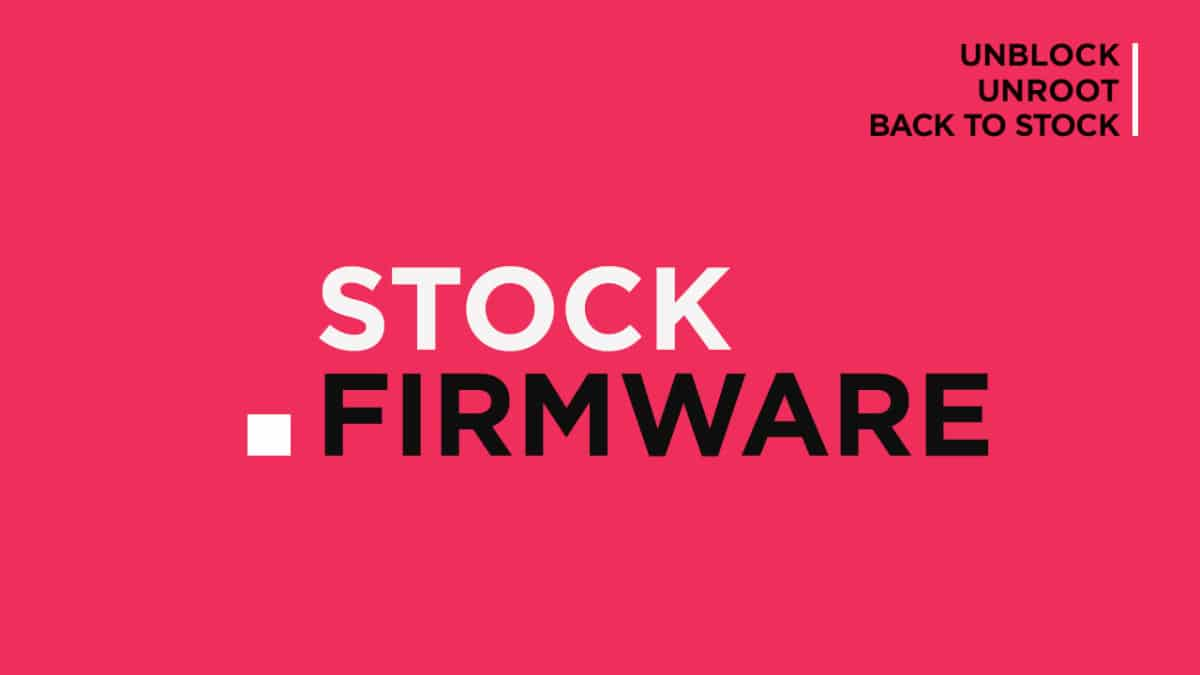 Install Stock ROM on W&O Max 2 (Firmware/Unbrick/Unroot)
