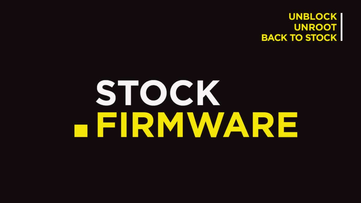 Install Stock ROM on Bmobile AX1020 (Firmware/Unbrick/Unroot)