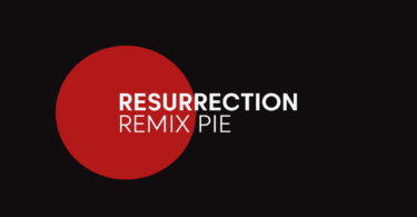 Update Sony Xperia Z1 To Resurrection Remix Pie (Android 9.0 / RR 7.0)