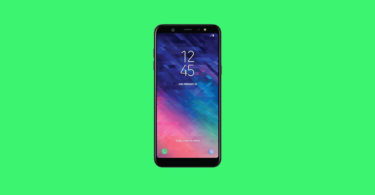 Download A605FJXU3BSD1: One UI Galaxy A6 Plus Android 9.0 Pie