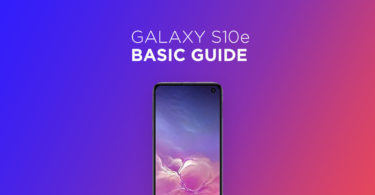 Reset Samsung Galaxy S10e Network Settings