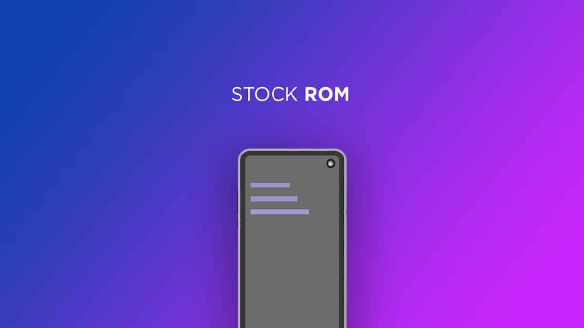 Install Stock ROM on Cobalt SM 6 HD (Firmware/Unbrick/Unroot)