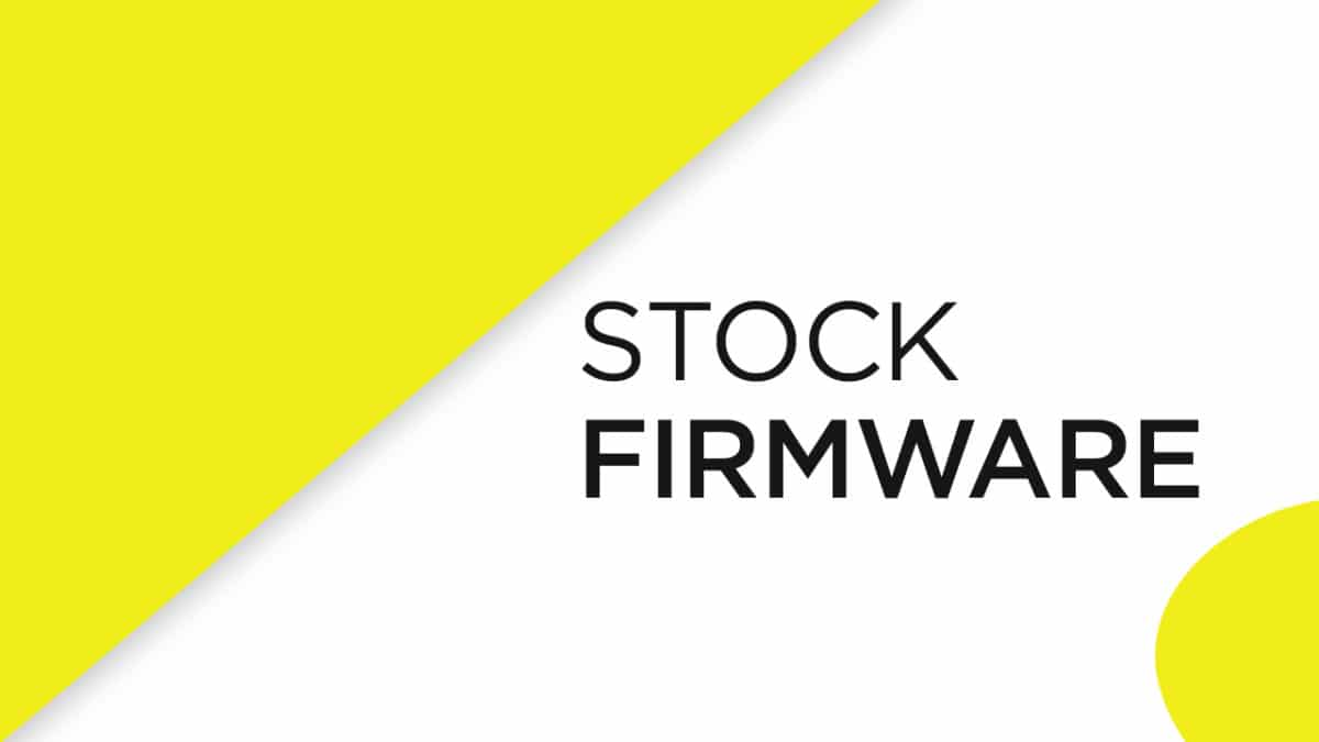 Install Stock ROM on Enie E3 (Firmware/Unbrick/Unroot)