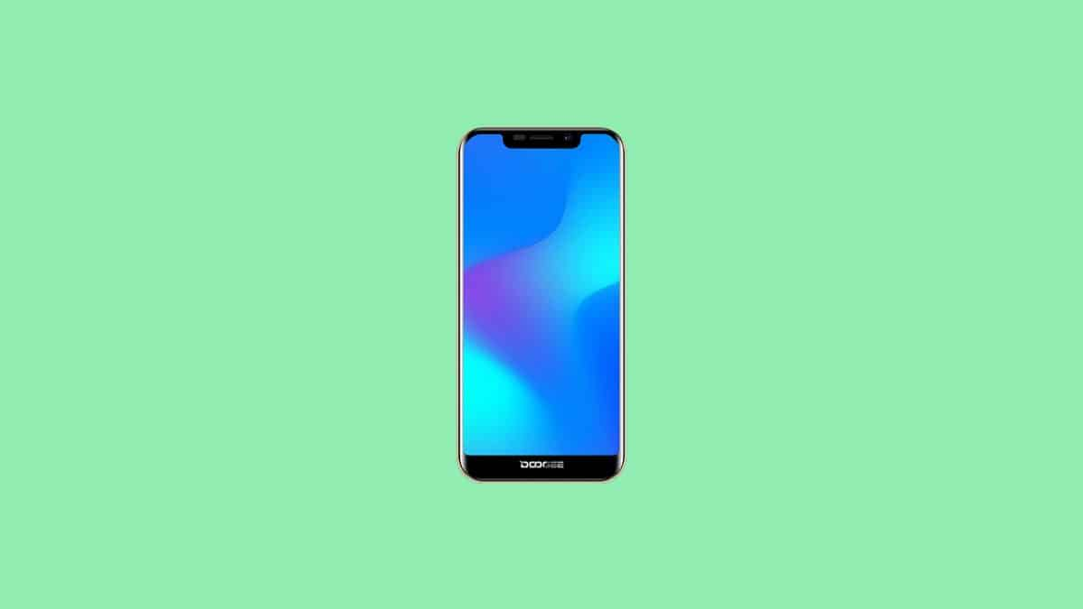 Perform Factory Hard Reset DOOGEE X70 (2018)