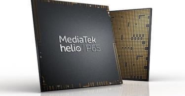 MediaTek Helio P65 Chip Image