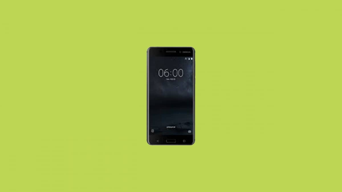 Download Nokia 6 Stock Firmware