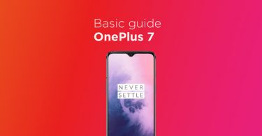 hange OnePlus 7 Default language