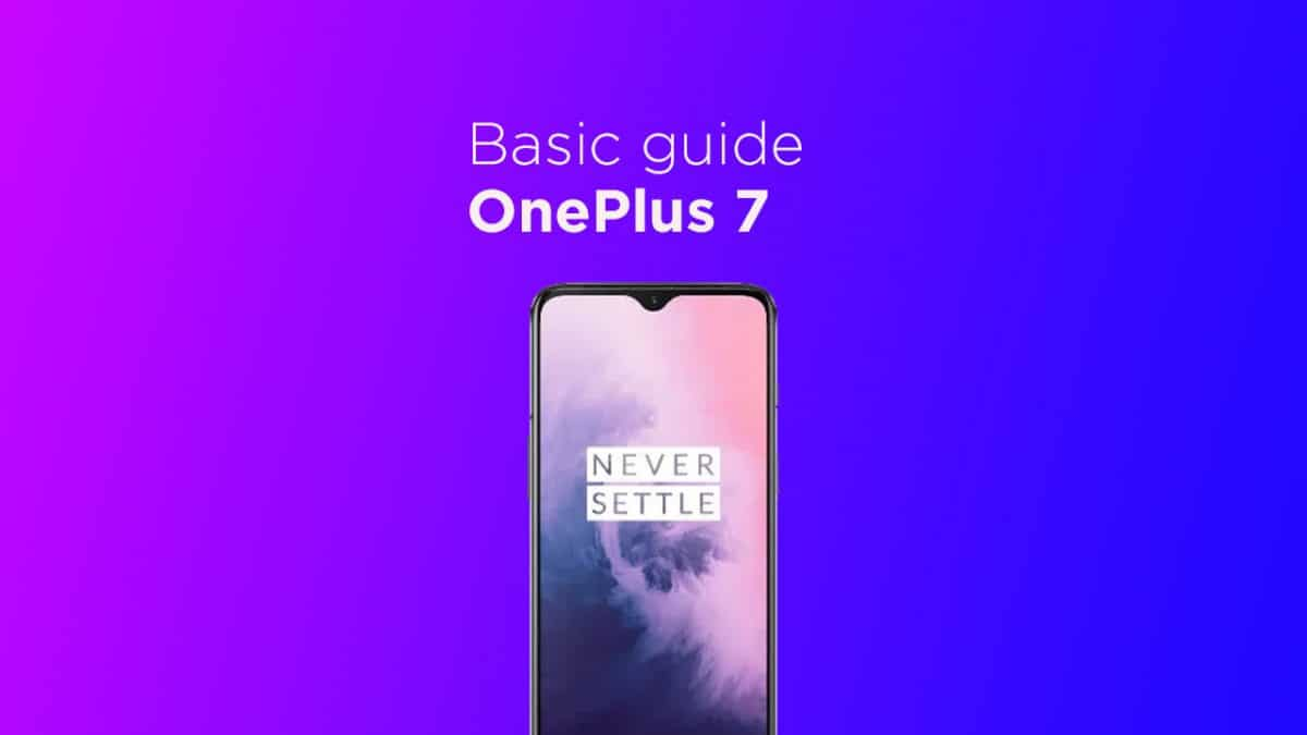 Enter Recovery Mode On OnePlus 7