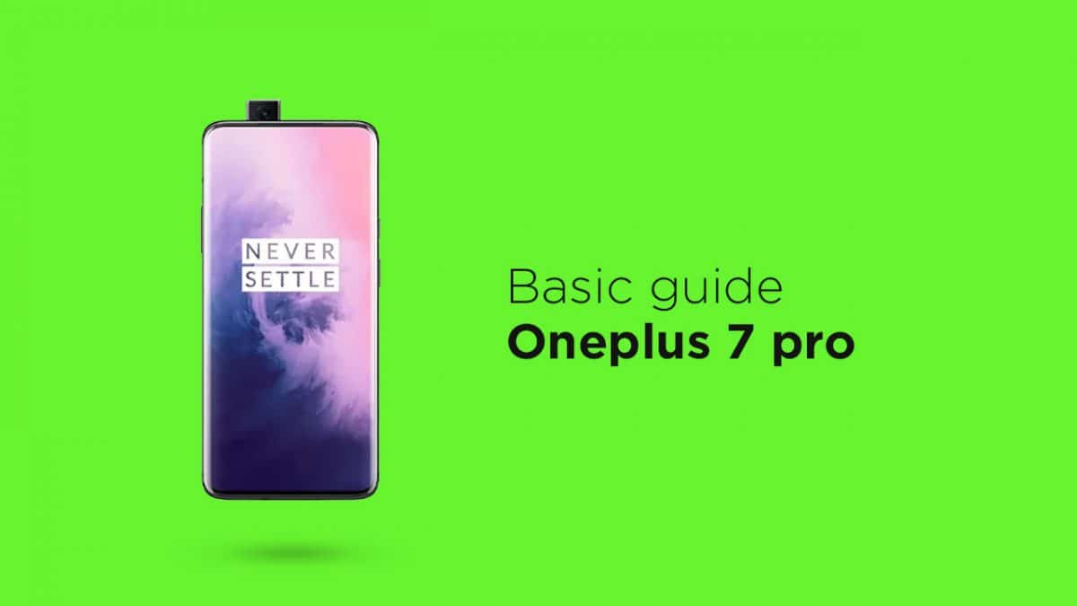 Enter Recovery Mode On OnePlus 7 Pro