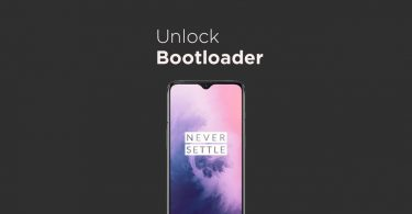 Unlock the Bootloader On OnePlus 7