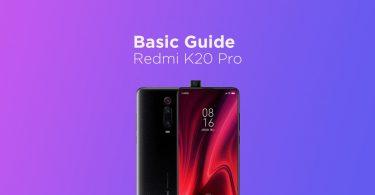 Enable Developer Option and USB Debugging On Redmi K20 Pro
