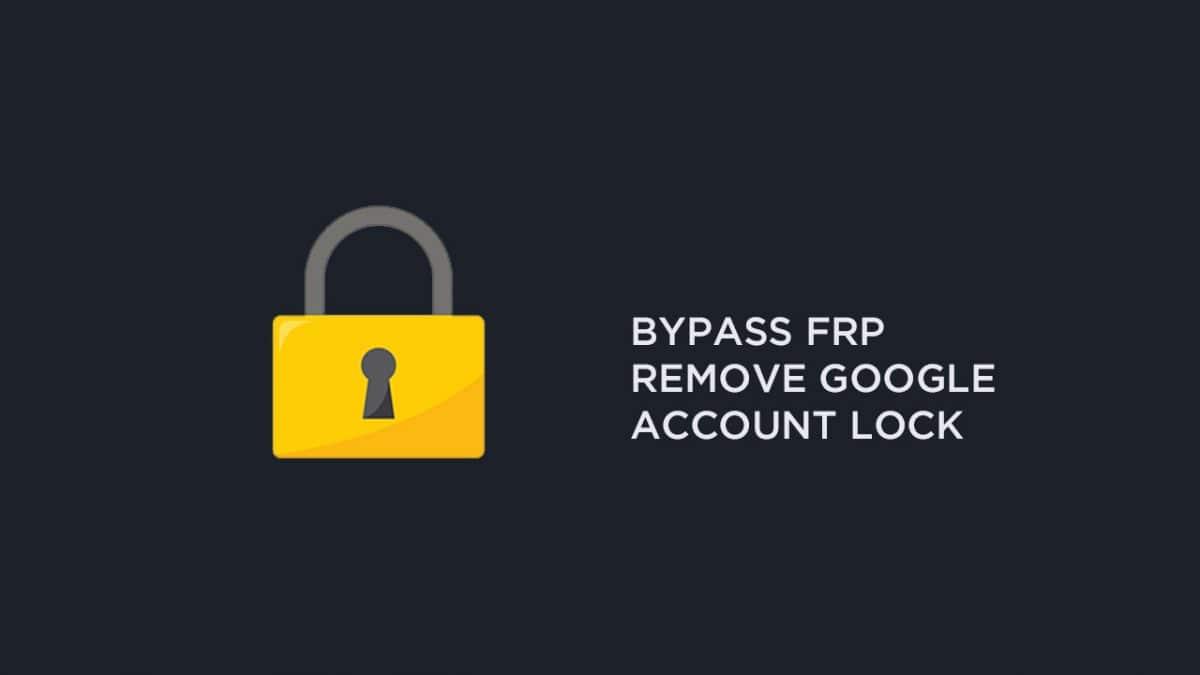 Remove Google Account lock on Maximus P6