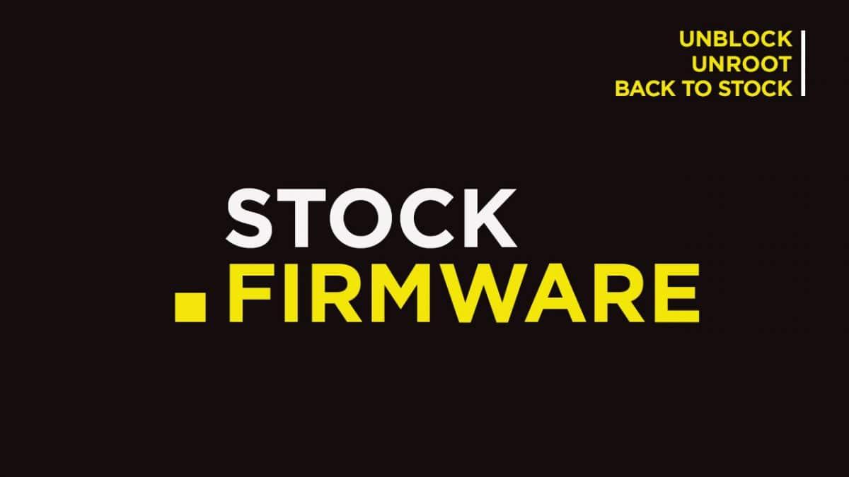 Install Stock ROM On Utta X11 [Official Firmware]