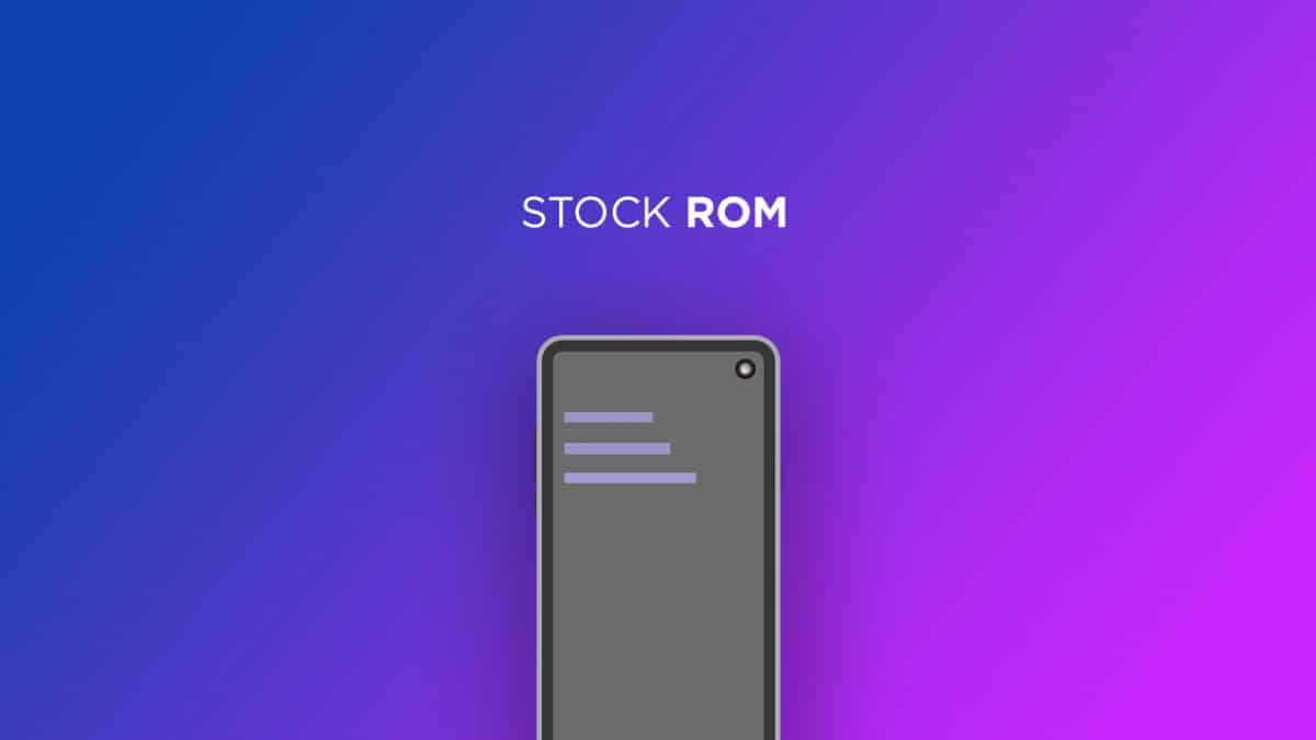 Install Stock ROM On L-Max Mega Plus 3 [Official Firmware]