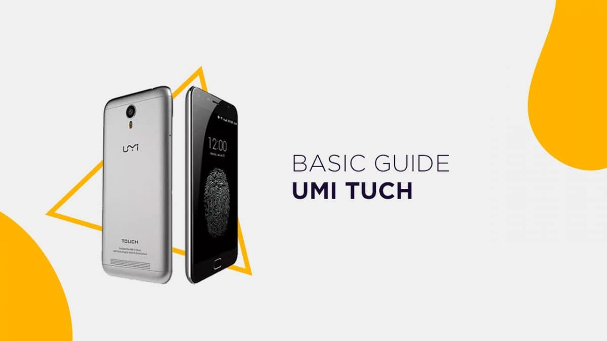 Remove UMI Touch Forgotten Lock Screen Pattern, Pin, Password, and Fingerprint