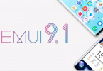 EMUI 9.1 update rolling out
