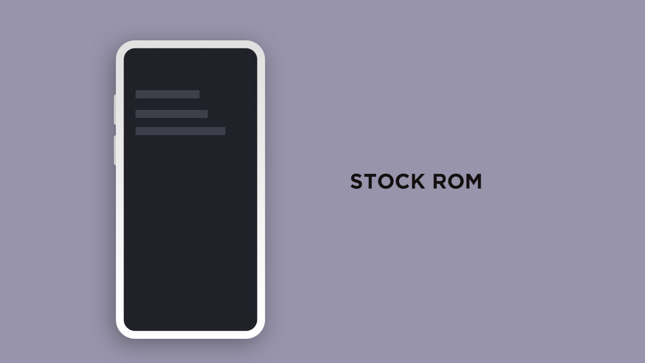 Install Stock ROM On MyPhone Super S51 [Official Firmware]