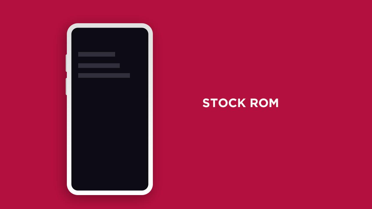 Install Stock ROM On Inovo I628 [Official Firmware]