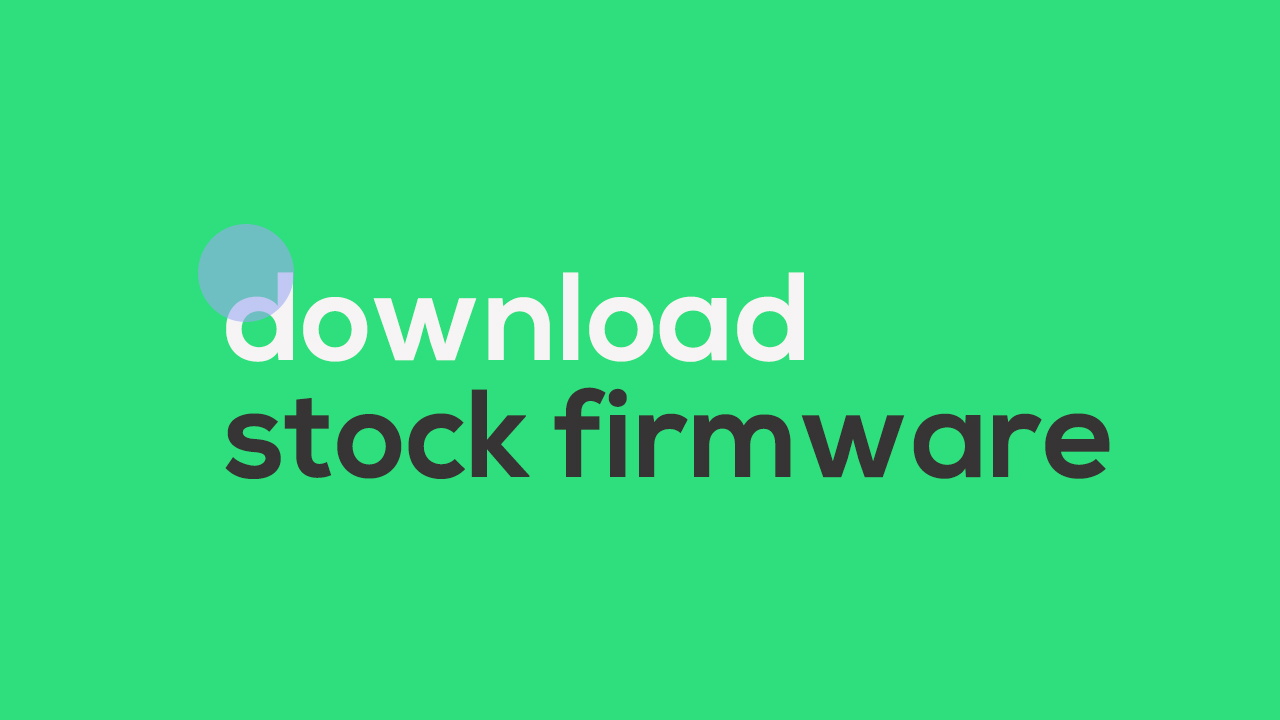 Install Stock ROM On Amoi L861 (Firmware/Unbrick/Unroot)