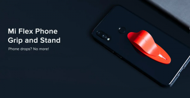 Mi Flex Phone Grip and Stand launched in India