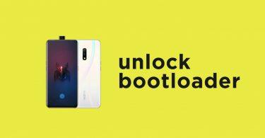 Unlock Bootloader On Realme X