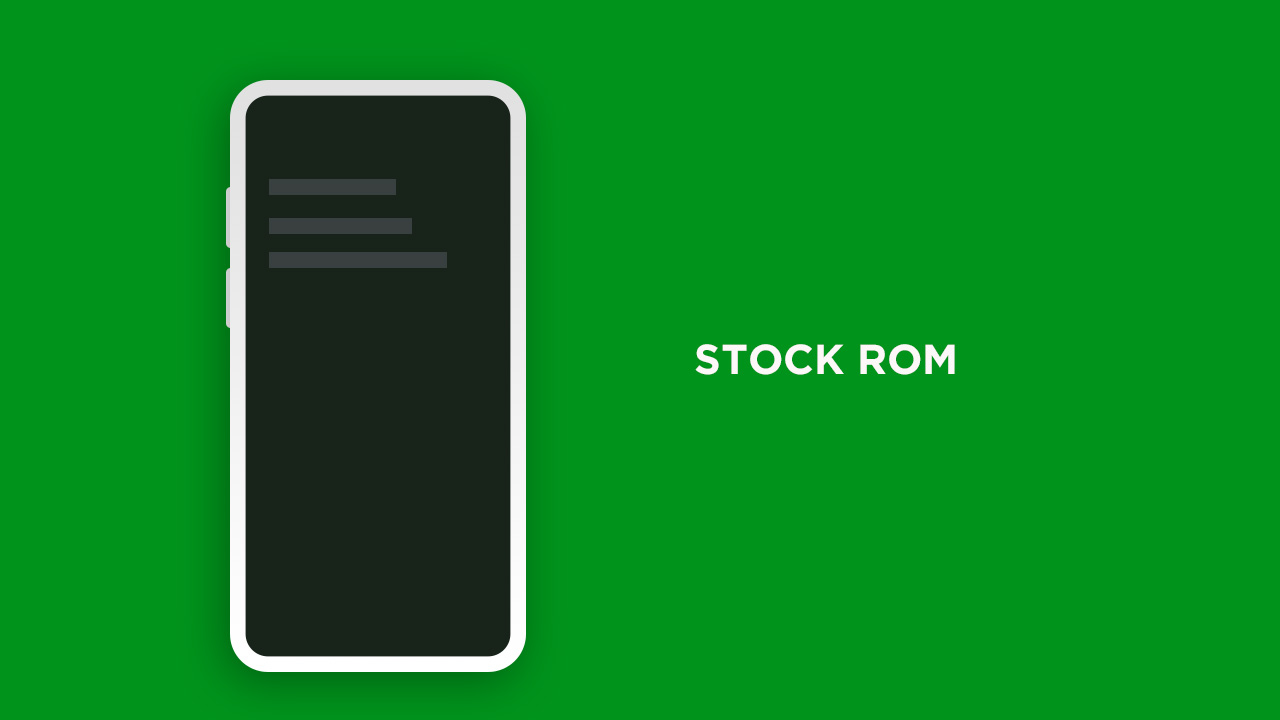 Install Stock ROM On Oysters Pacific XL 4G [Official Firmware]