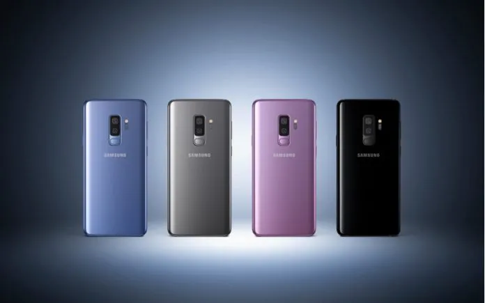 Samsung Galaxy S9/S9 Plus receives August Patch and camera improvements