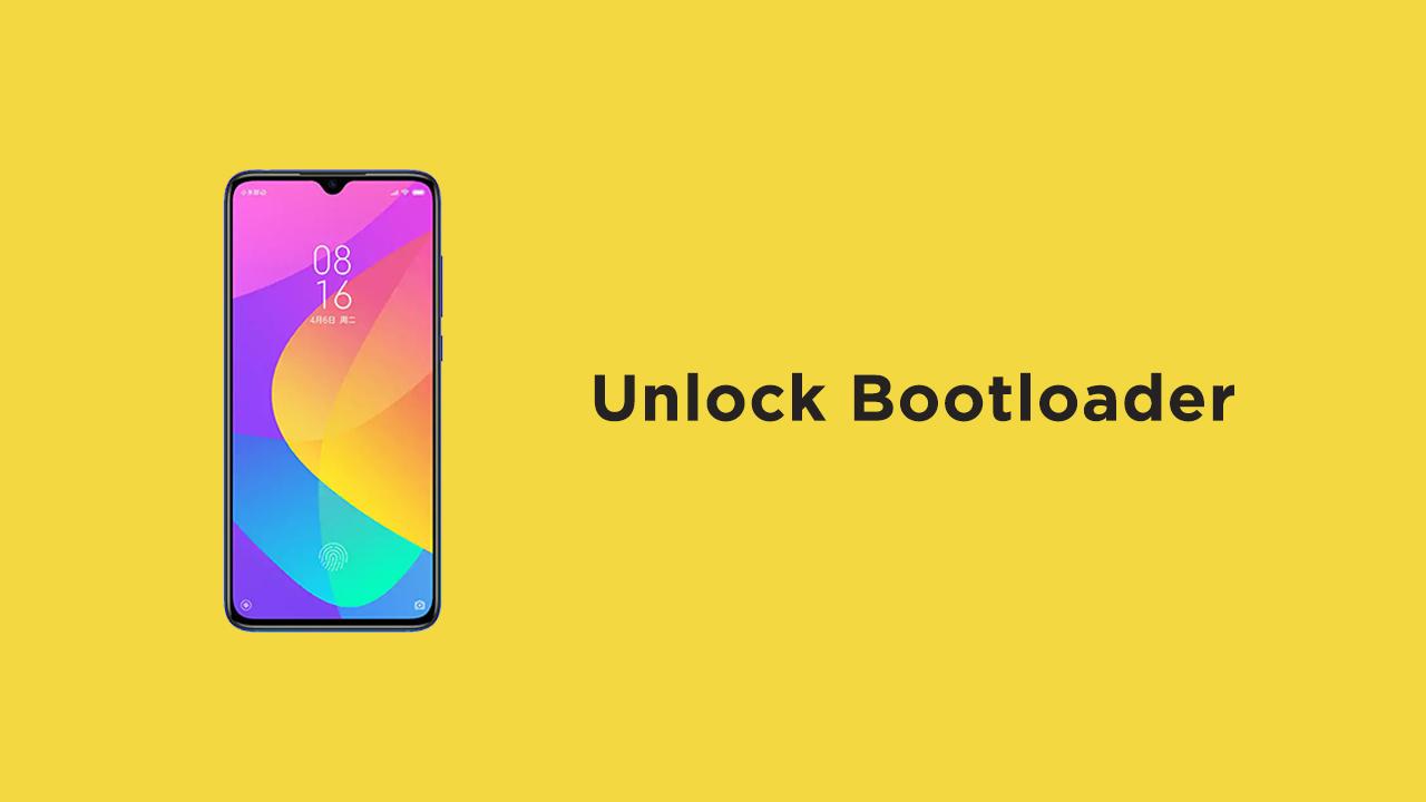 Unlock Bootloader On Xiaomi Mi CC9
