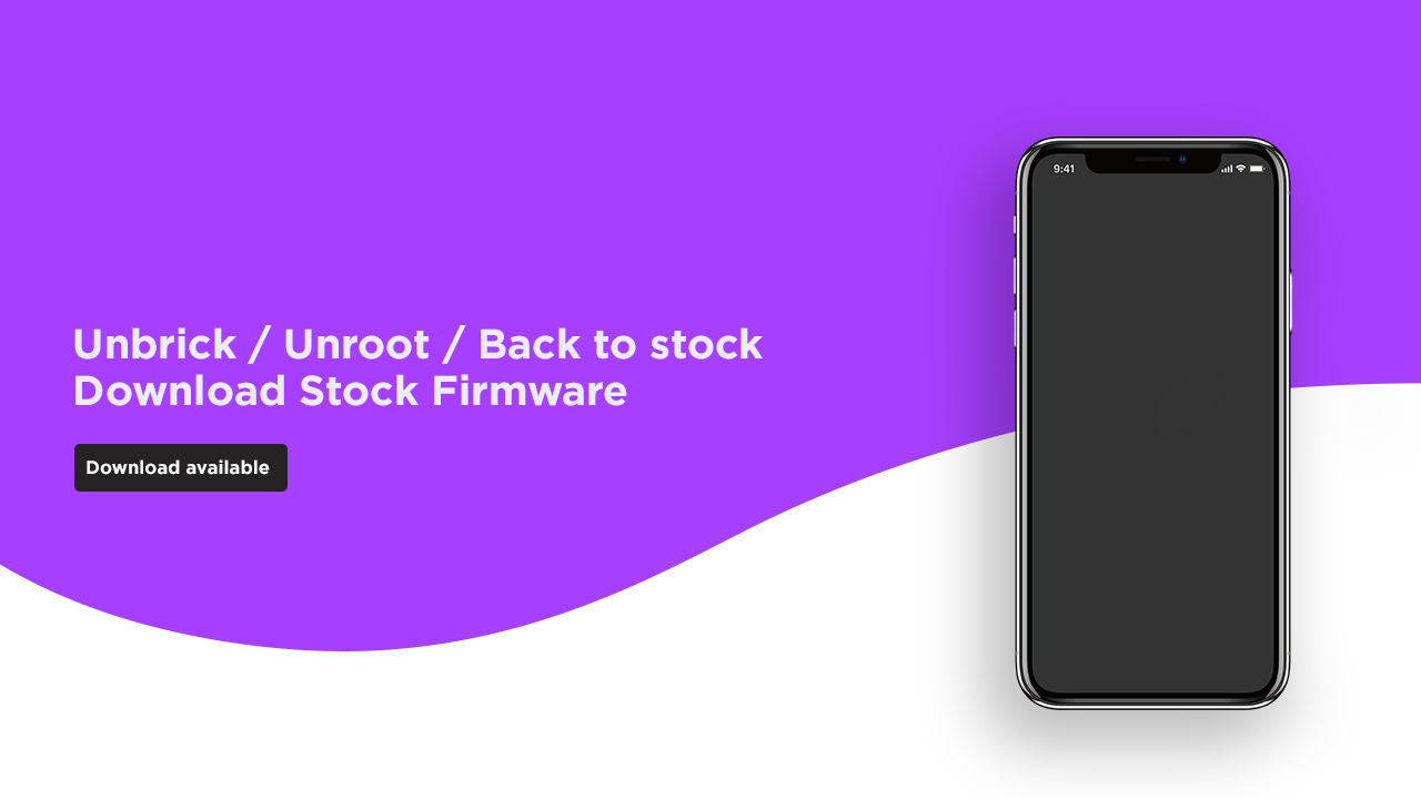 Install Stock ROM On iCall MX1 [Official Firmware]