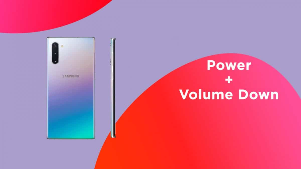 Power + Vol (Note 10)