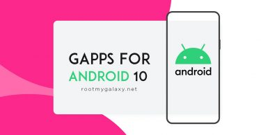{2020} Download Android 10 Gapps for Android 10 ROMs