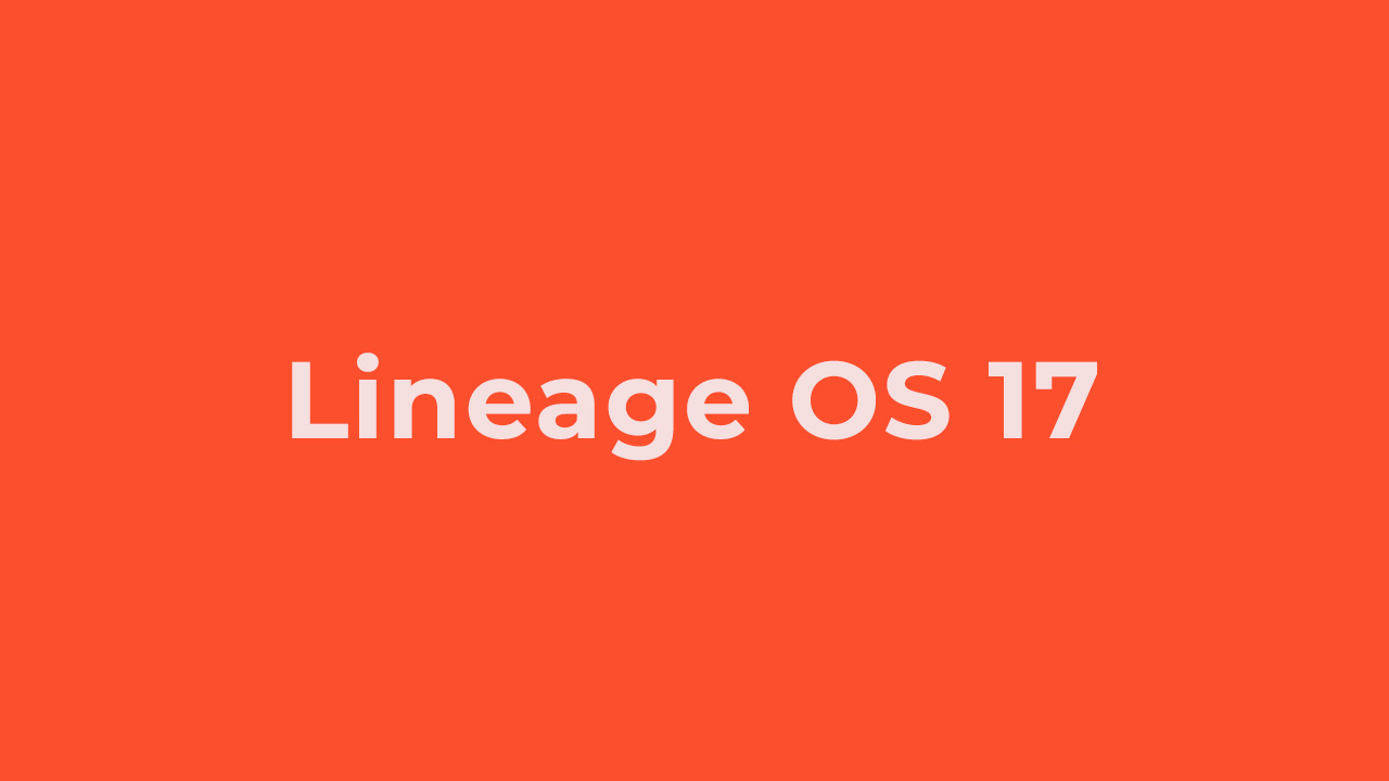 Install Lineage OS 17 On Xiaomi Redmi 4x | Android 10