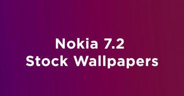 Nokia 7.2 Stock Wallpapers