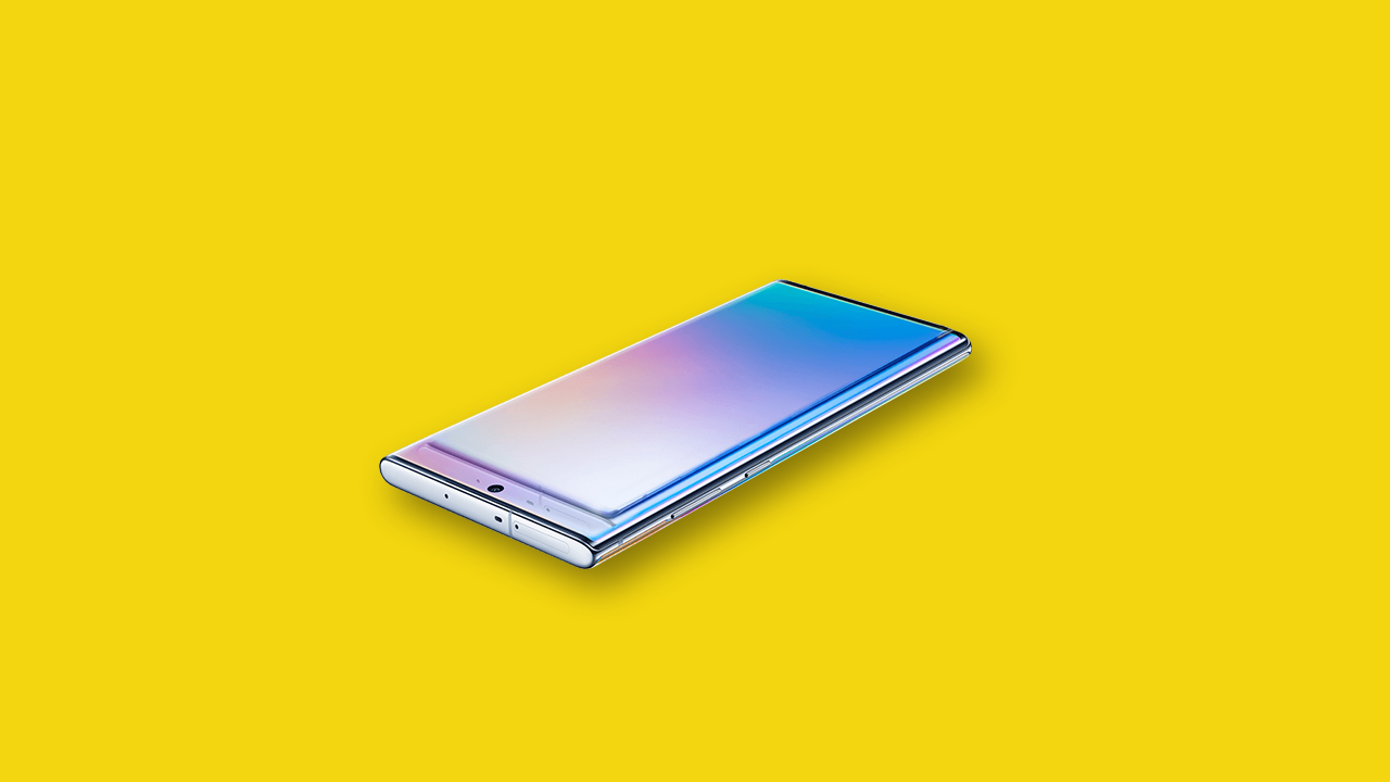 Stock ROM for Samsung Galaxy Note 10 and Note 10+