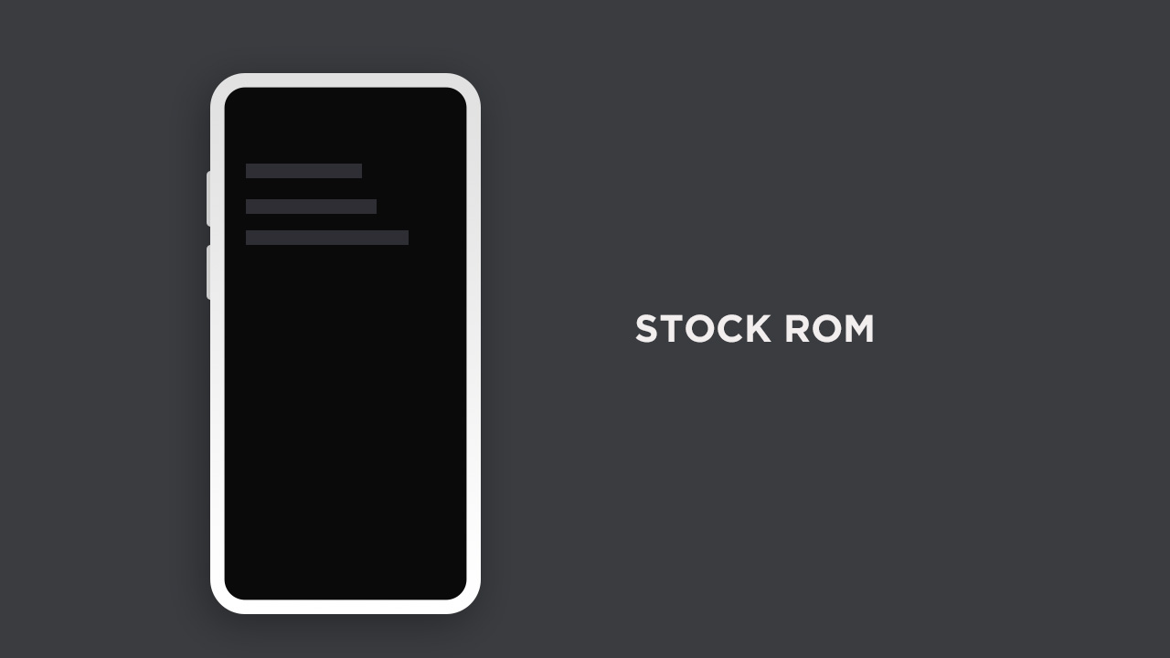 Install Stock ROM On Gamma EDU-7MT4 (Official Firmware)