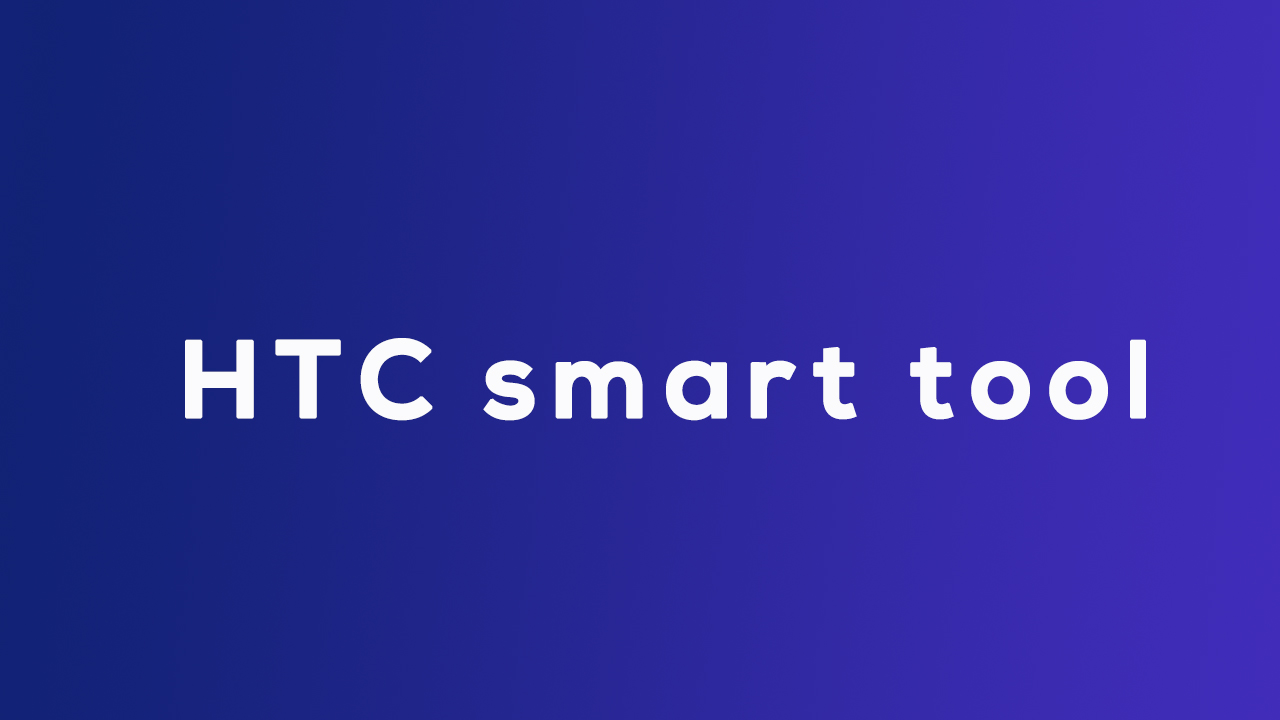 Download HTC Smart Tool