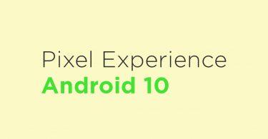 InstallPixel Experience Android 10 On Xiaomi Redmi 5 Plus