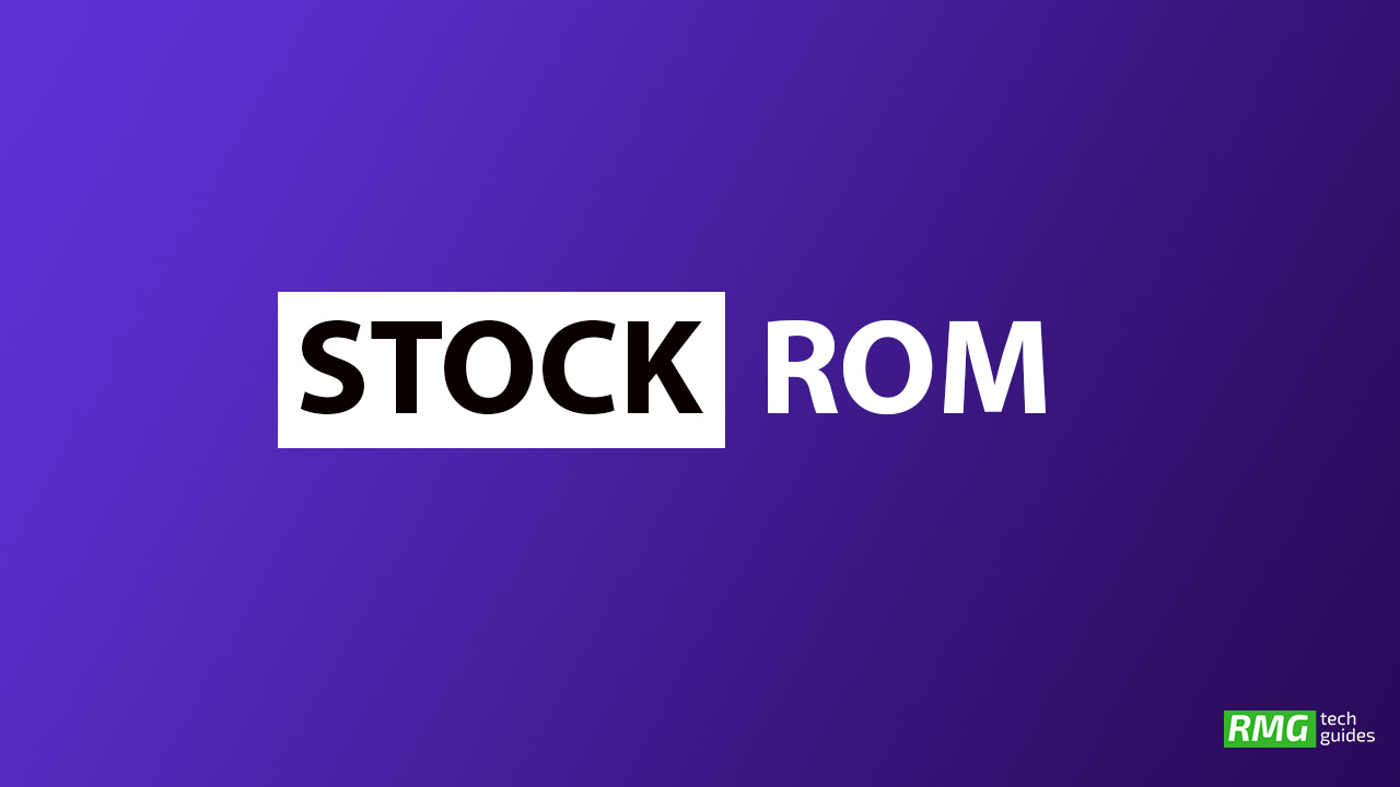 Install Stock ROM On Nipda Pacific NTC (Official Firmware)