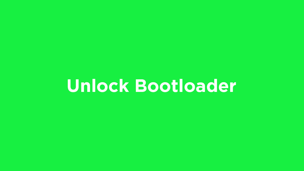 Unlock Bootloader On Xiaomi Mi 9 Pro