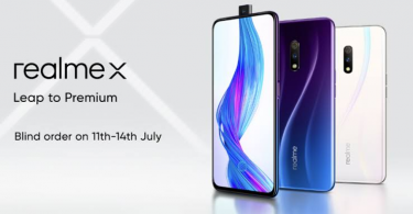 Download and Install September 2019 Patch on Realme X [RMX1901EX_11.A.08]