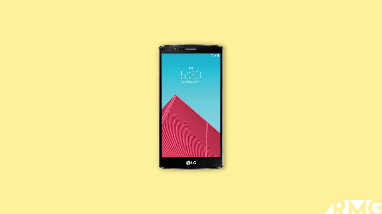 Install Lineage OS 17 On LG G4 | Android 10